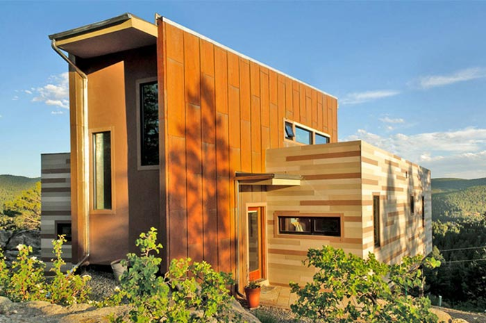 Why should you build a shipping container house