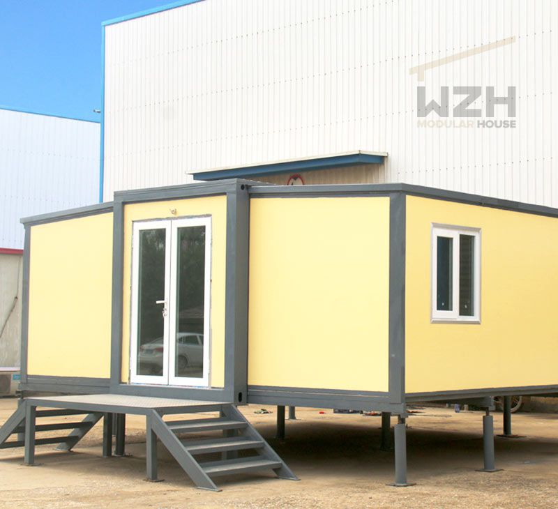 Expandable Container House