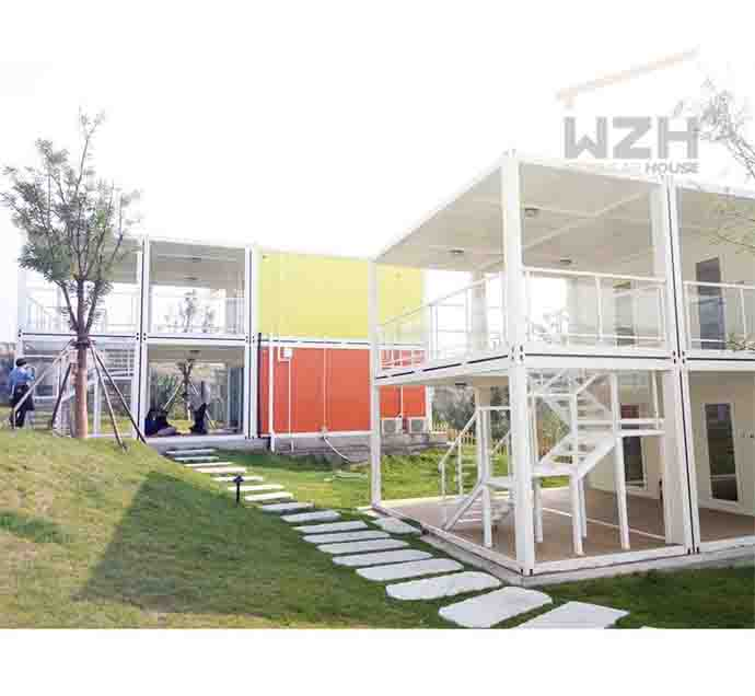 Some Information about the Container House