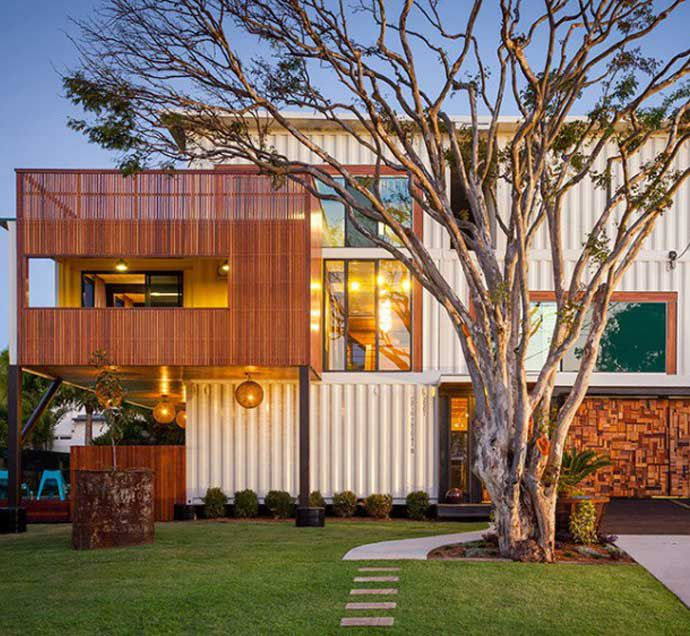 Why should you build a shipping container house?