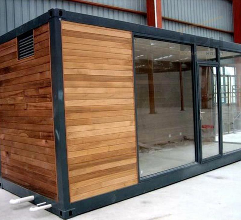 Hot Sale Prefab Shipping Container House 20ft container house