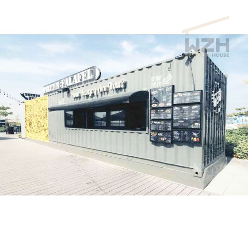 China Builders Custom New Shipping Container Portable Home
