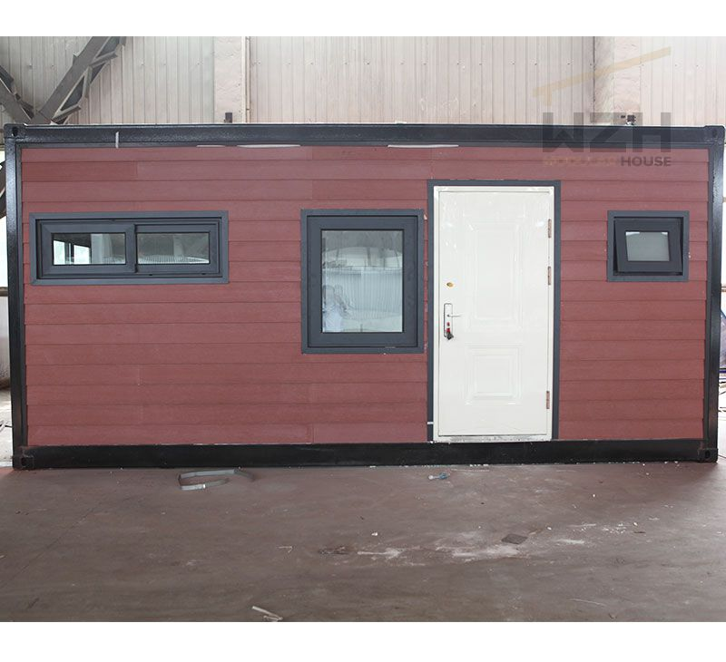 Beautiful prefab container homes china container house