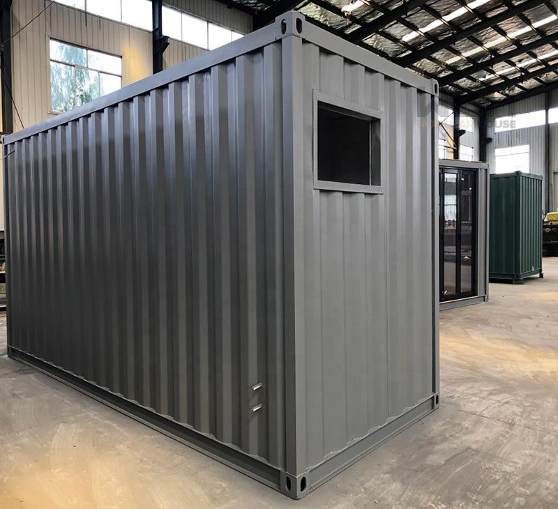 Custom Australia Luxury Living 20ft Container House modified container house