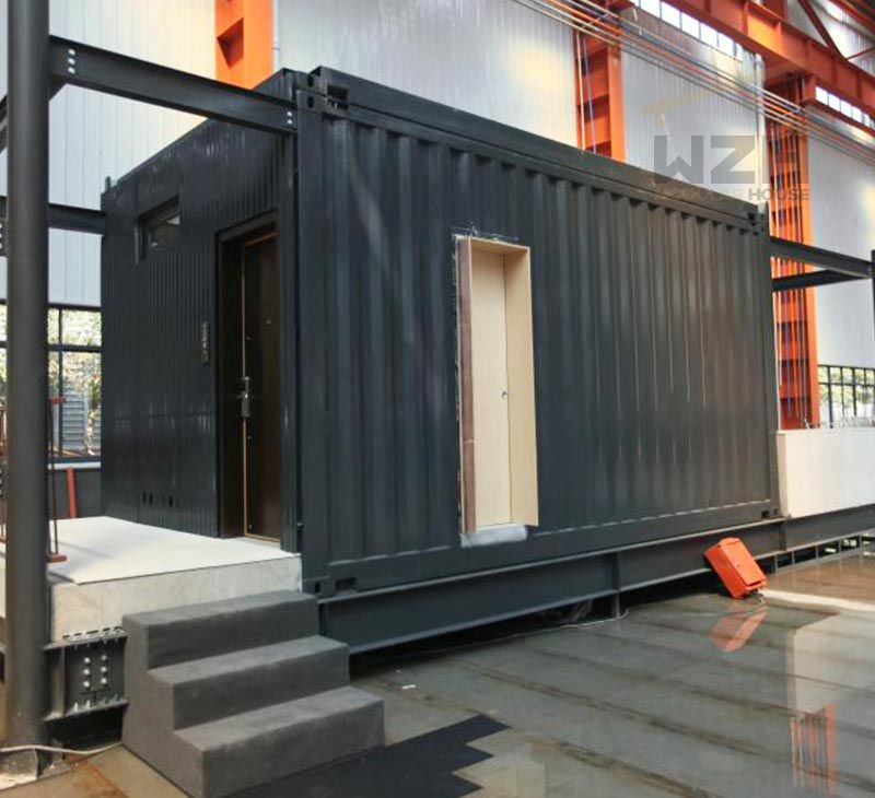 Modern smart prefabricated homes shipping container mobile house