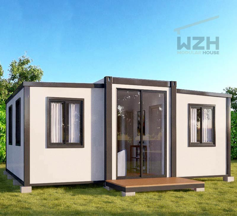 Hot sale customized demountable expandable container house