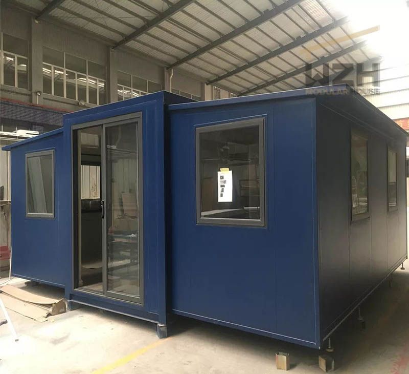 Expandable Container House living Mobile Easy Carry For Sales