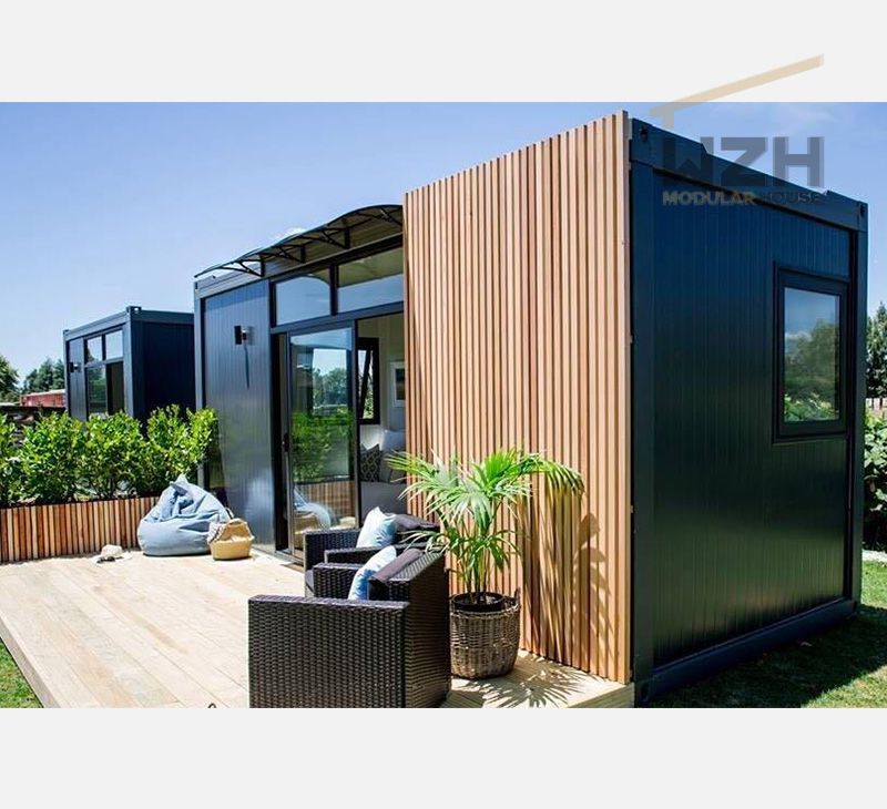 Customized New Shipping Container  House Garden Shed Container Homes/Luxury Container House