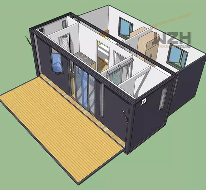 Ten Characteristics Of Container Houses