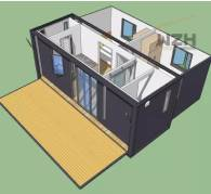 Why Use a Container to Build a House?