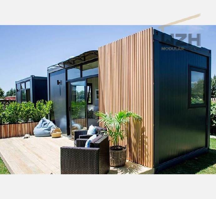 Leading Fashion Container House