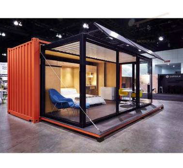 Talk About the Advantages of Container Houses