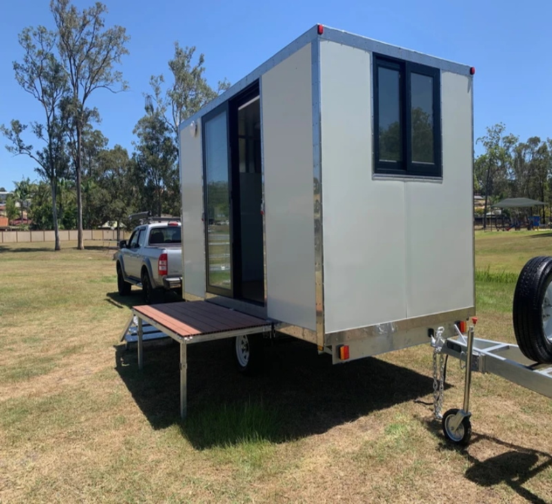 3.9 Meter - Mobile Cabin/Tiny Home