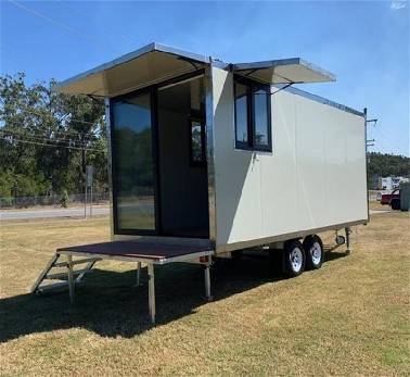 Renovation and Development of Container RV