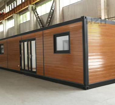 Application of Container House in Construction Site