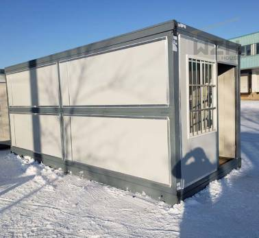 Features and advantages of Folding Container House