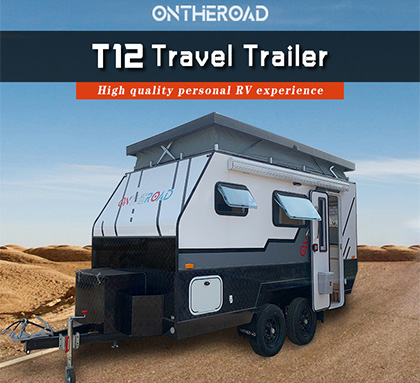 T12 Travel Trailer