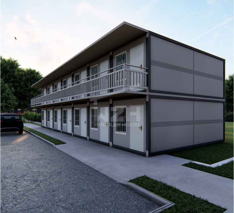 Specification Of 20feet Folding Container House